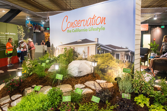 California State Fair Water Conservation photo